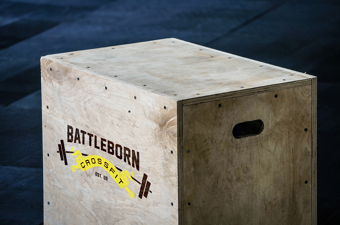 Battle Born Crossfit fit box
