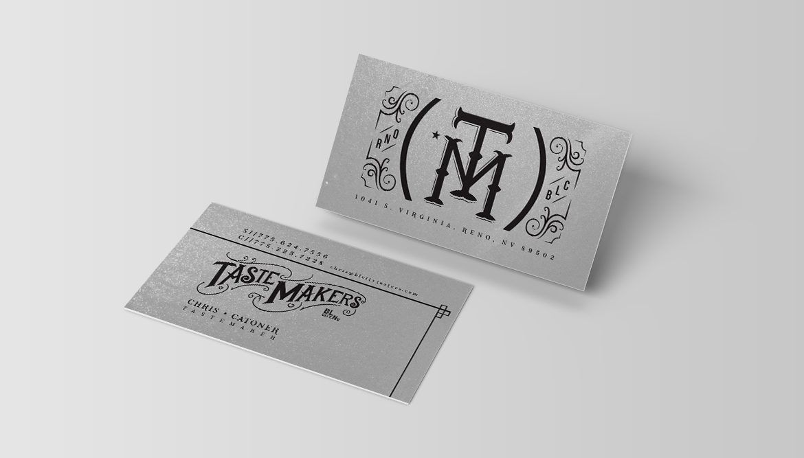 TasteMakers Business Card