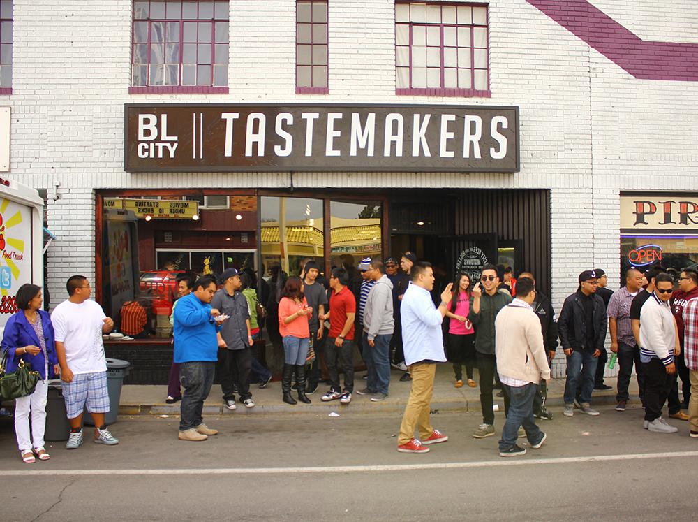TasteMakers front retail